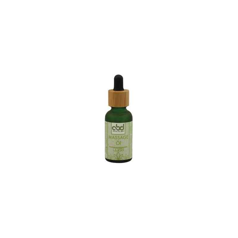 CBD Massageöl basic 30ml