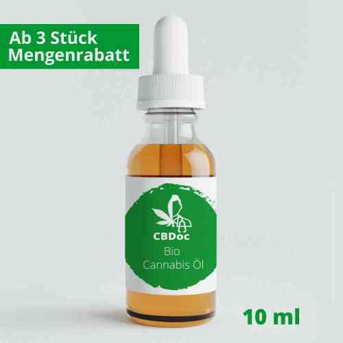 Cannabis Öl Bio